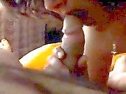 Tunga mammor remsor naken