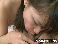 Etsuko Hatanaka - Ansad Mus JAV är teen creampied