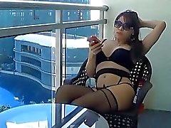 TS Filipina Sex Tape Hardcore