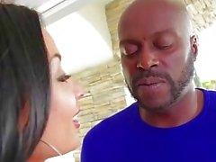 Anissa Kate Analed por Massive Cock Negro