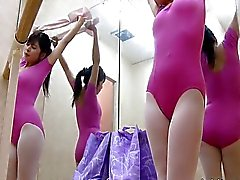 Japanische Ballet drei
