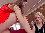 Best of Old Junge zu sehen Lesbian Love
