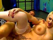 Tyska flickor Goo - Candela X Big Tits Cum och Anal