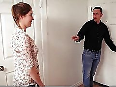 MyBabySittersClub Teenager Babysitter Erwischt und Fu