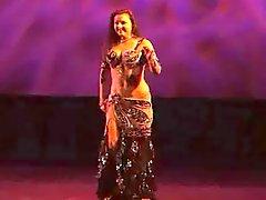 Alla Kushnir sexy buik Dans deel 33
