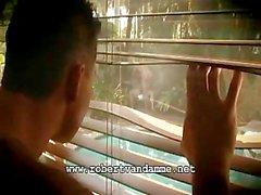 Роберт ван Дамм & Matthew Раш кубовый - Частная вечеринка 3