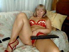 fin tjock ryska mogen masterbating i hennes trosor