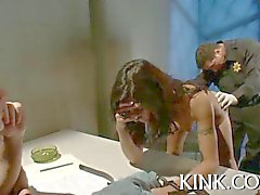 zu kämpfen girl In übermannt für BDSM 8.