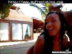 Brazil Asses latina cumshots
