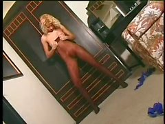 Cute girl pantyhose