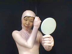 kigurumi en latex