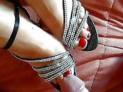 Wifes nieuwe schoenen Deel 2