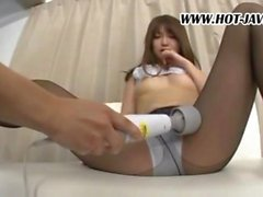 asian nylon feet footjob