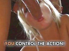 Амбер Rayne а Анди Андерсон VS шести жесткий петухов