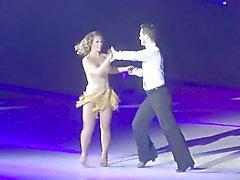 lorie super sexy danse avecles stars