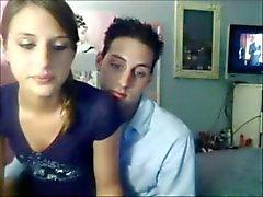 Hot Webcam Girl vittuile BF ( niin kuuma )