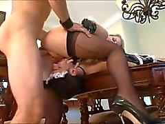 Giovane e Sissi Cuck Lecca scroto