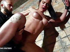 Nataly Gold - Cock Up Her Ass