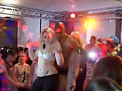 Amateure cfnm Teenager Party stark mit Abstreifer