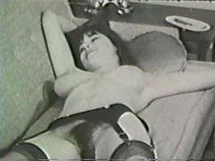 Softcore Обнаженные 637 1960 -х - Сцена 1