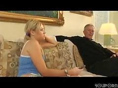 YouPorn - Babysitter sucking babies grandpa s dick