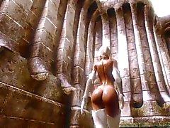 3D [ Oblivion] - Спаситель Bikini