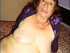 LatinaGranny mamada compilación mamada