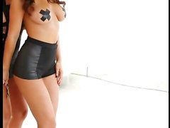 Holly Peers - compilation vidéo Part.6