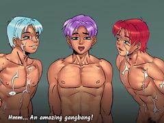 Gay Harem part 04