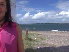 Eroberlin de Lucy de Lee actrice porno corné tcheque de Danmark en plein air drôles de jouets de masturbation fickt fotze dildo