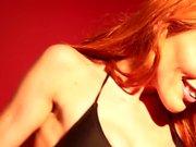 Horny Sensual Redhead Gets Wet AF!