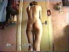Tortura para a esposa um russo