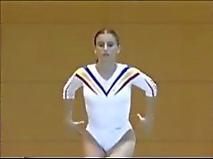 gimnasta rumana olimpica claudia presecam