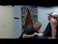 hidden cam..stright guy suck..Handyman Gets Swallowed Again - 17 min