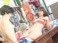 Latina Series Gaby and Pulposa StrapOn
