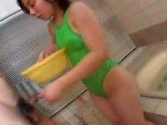 Buxom Asian girl with a sublime ass needs a hard pole bangi
