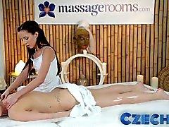 Czech - Moans of ecstasy as petit girl