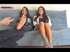 Jake Tickles Selma et Selina
