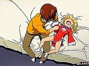 Hentai Teen wird durchgefickt