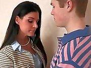 Zunichte Stiefmutter Indien Sommer verleitet Teenager-Typ