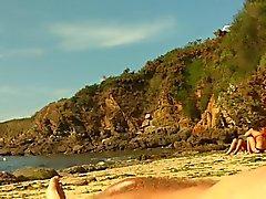 nudi il spiaggia libera