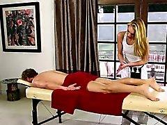 försiktiga Kameror med speciellt Massagebänk
