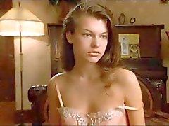 Milla Jovovich är söt & sexig