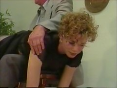 old spanking clips 11
