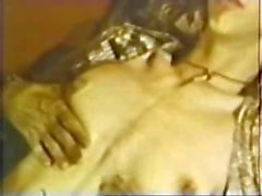 Vintage porn with these two lesbians going after some wet pussy