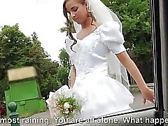 De la novia Desesperado por Amirah de Adara sexo público