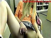 Kitaplık buttplug acayip Webcam Kız 13