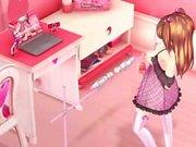 Futanari mifuyu's ultra naughty webcam show [MIMIA CUTE]