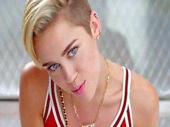 Miley cryus bir meydan okuma da mastürbasyon