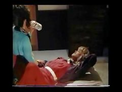 Bazı deri ve oral seks ile bir İtalyan film sahneleri